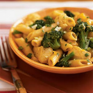 Curried Chicken Penne Recipes