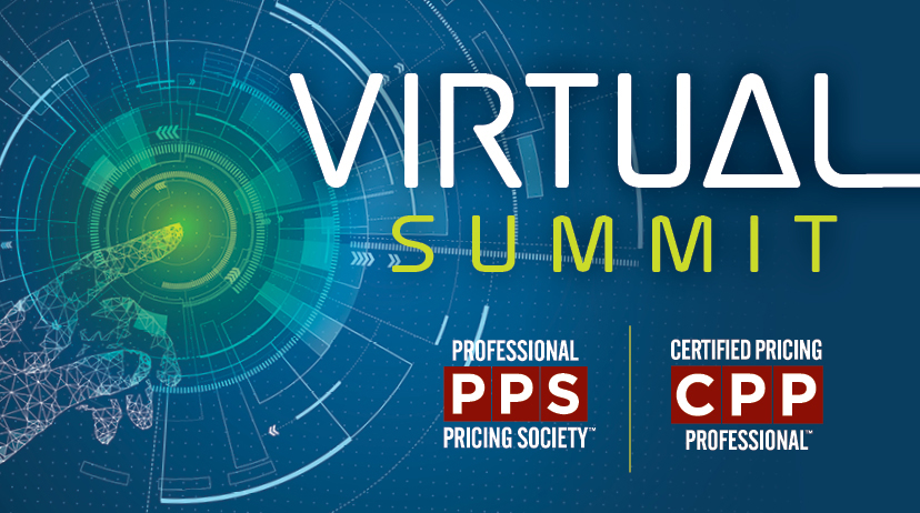 Conference: Virtual Pricing Summit 2018 | Professional Pricing Society