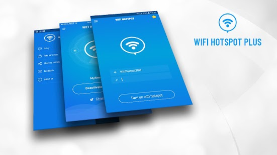 Wifi Hotspot Plus - Internet Sharing Screenshot