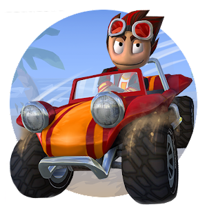 Beach Buggy Blitz For PC