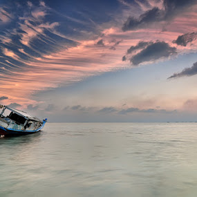 lipan mas by Rawi Wie - Landscapes Waterscapes
