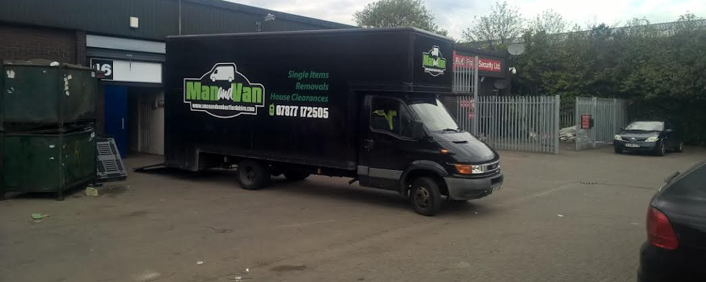 business & industrial removals