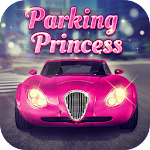 Parking Princess: Girl Driving Icon