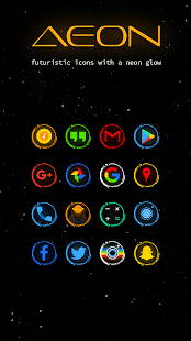Aeon Icon Pack v4.3.4 APK