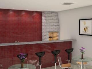Apartamento com 2 dormitórios à venda, 40 m² por R$ 165.000 - Água Chata - Guarulhos/SP