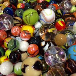 Marbles by Lope Piamonte Jr - Artistic Objects Toys