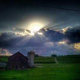 by Jim Bailey - Landscapes Prairies, Meadows & Fields