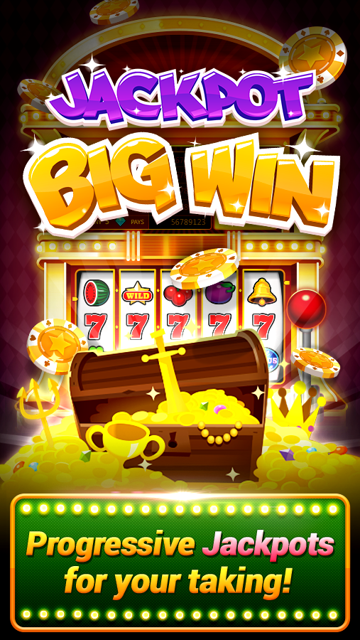 Jackpot Rush - FREE SLOTS Screenshot 1