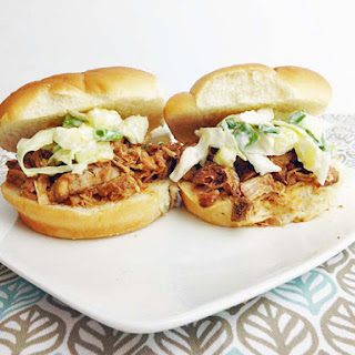 Kona Pork with Pineapple Slaw