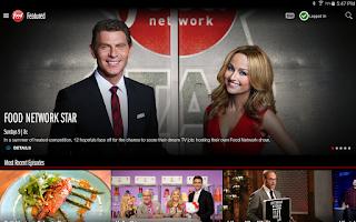 Screenshot of Watch Food Network