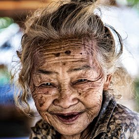 by Vincentius Hioe - People Portraits of Women