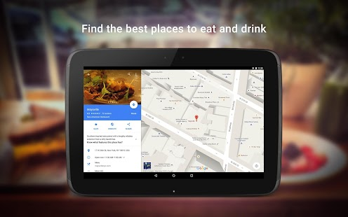 Maps - Navigation & Transit APK for Bluestacks