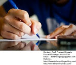 Thesis writing services in Bhopal