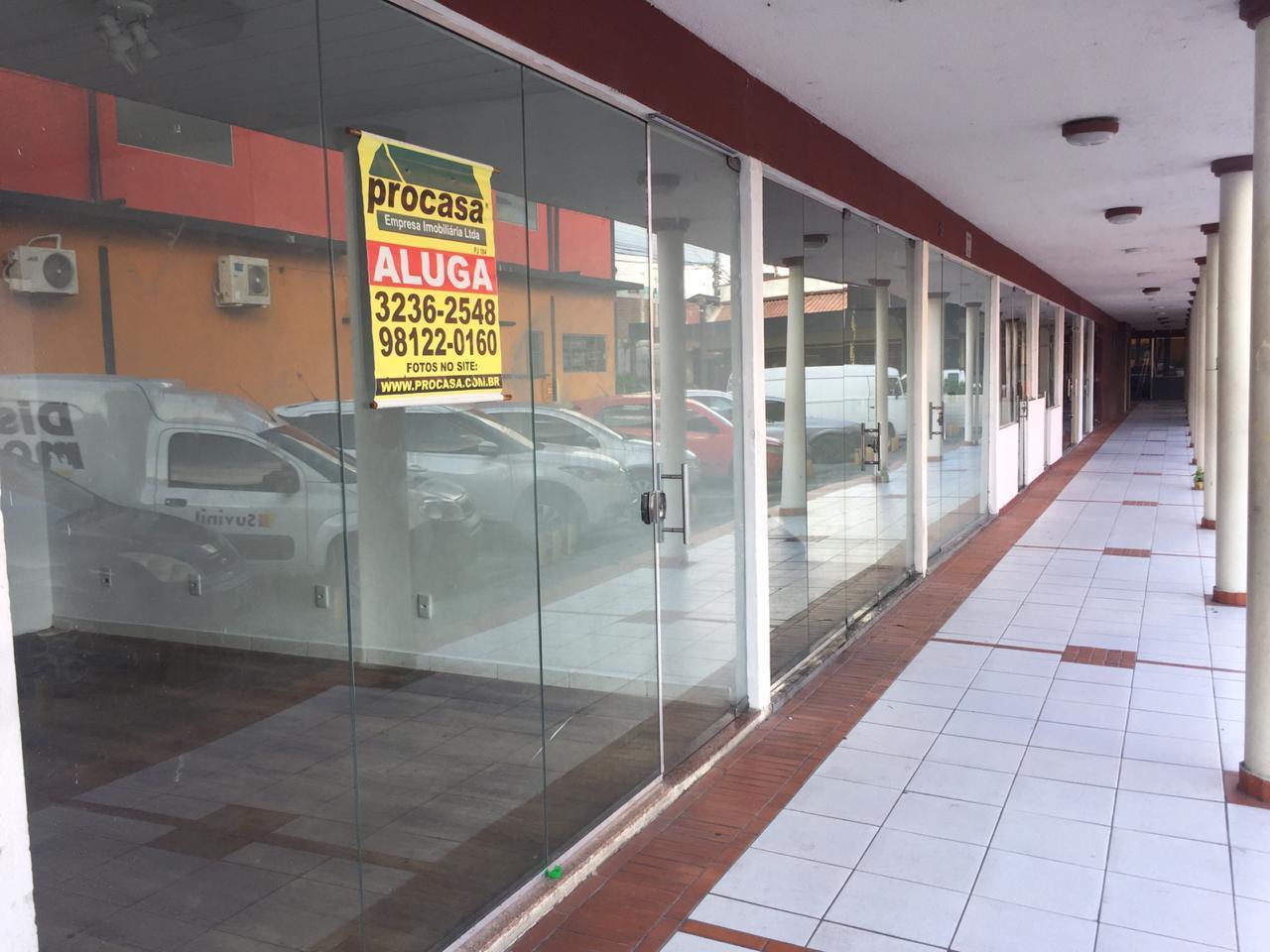Loja no Centro Comercial Kopenhagen à Venda, 44 m² por R$ 150.000 - Parque 10 de Novembro - Manaus/AM - Nao Financia