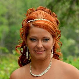 by Nathalie Godin - Wedding Bride ( mariage annie )