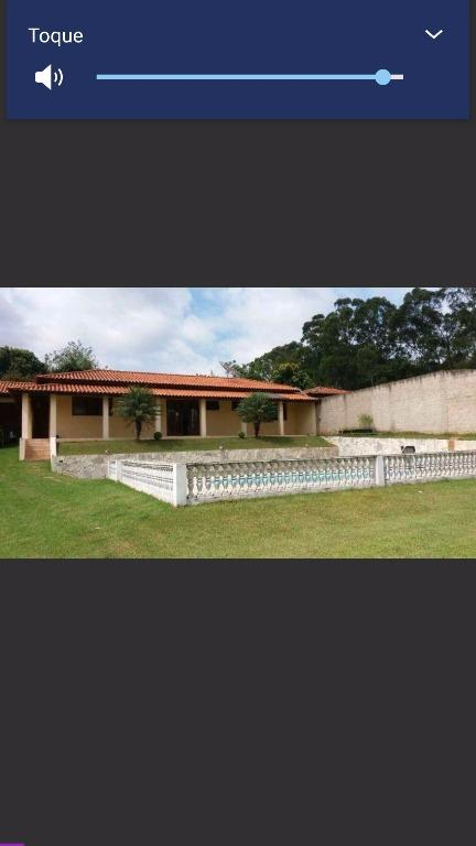 Chácara residencial à venda, Residencial Alvorada, Araçoiaba