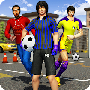 Street Soccer Stars League 2018: World Pro Manager Icon
