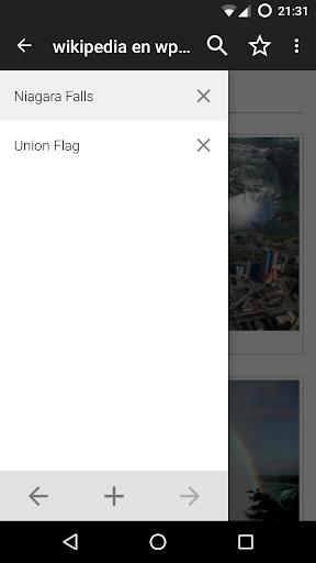 Kiwix, Wikipedia offline screenshot 5