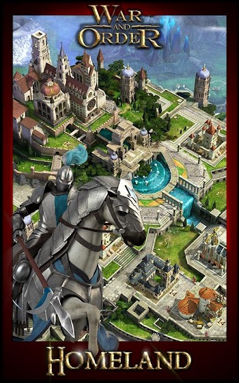 Download strategy game War and Order free for mobile