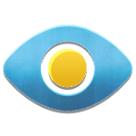 Eye In Sky Weather Icon