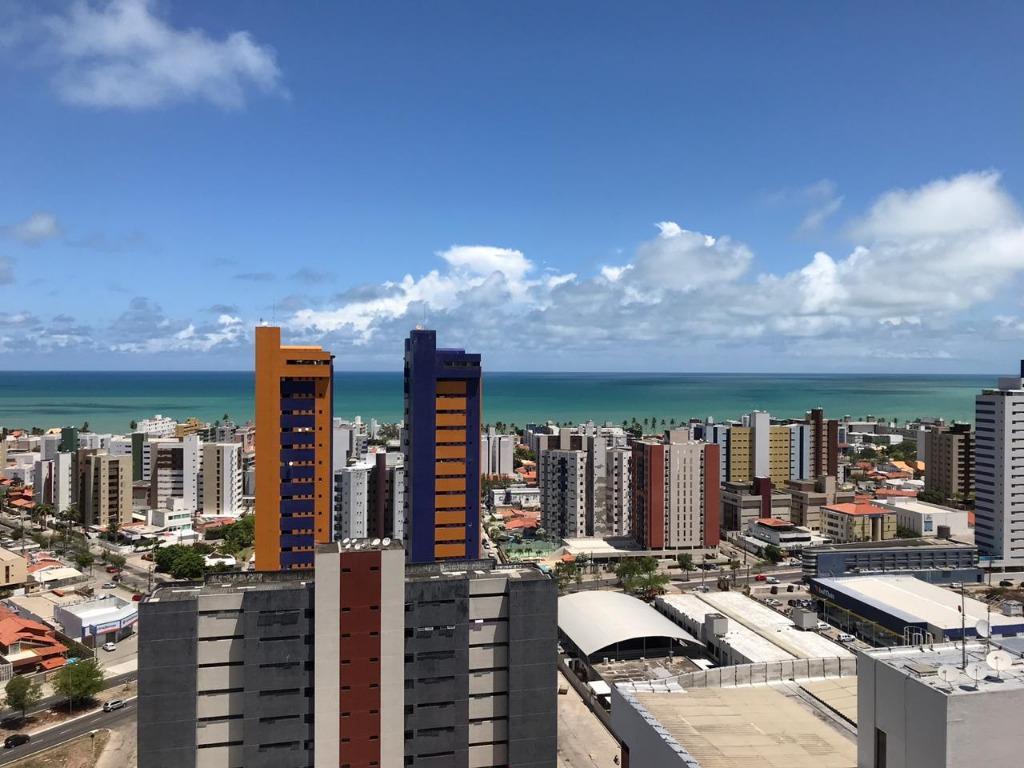 Apartamento com 2 dormitórios à venda, 53 m² por R$ 300.000 - Aeroclube - João Pessoa/PB