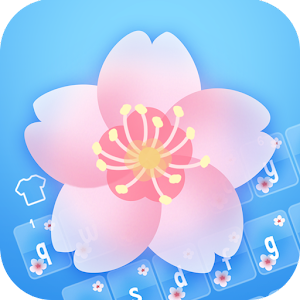 Spring Sakura Panda Keyboard Online PC (Windows / MAC)