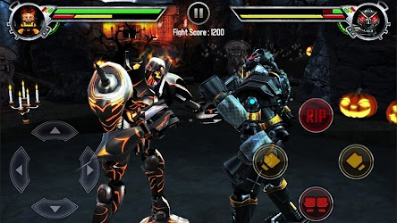 Real Steel 1.37.6 APK 6