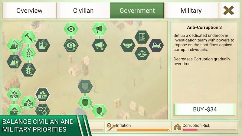 Rebel Inc. Screenshot 5