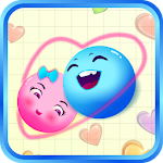 Love Ball - Draw The Line Icon