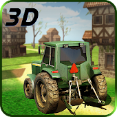 Download Full Modern Farmer Truck Driver: Hay Farming Simulator 1.0 APK