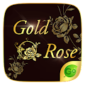 Free Gold Rose GO Keyboard Theme APK for Windows 8