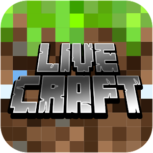 Live Craft 2018 : Crafting and survival Online PC (Windows / MAC)