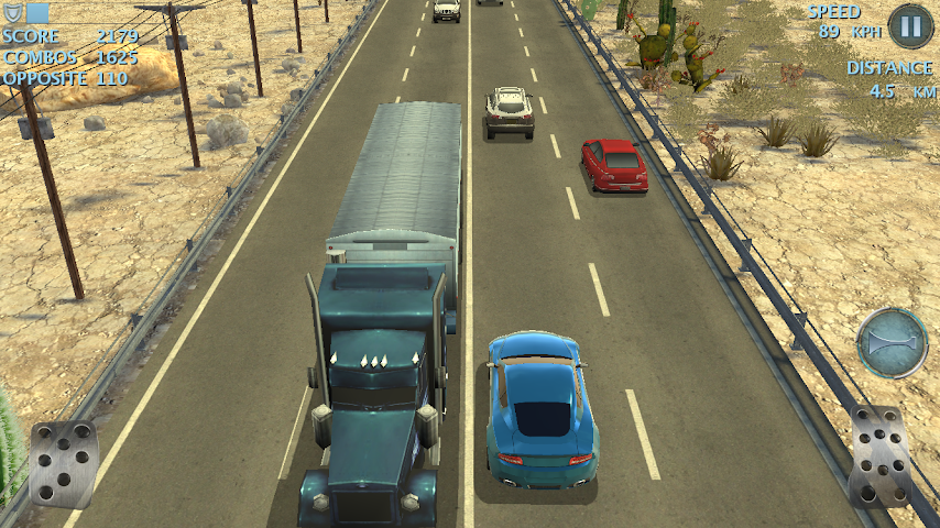 android Highway Fast Racing (Traffic) Screenshot 0