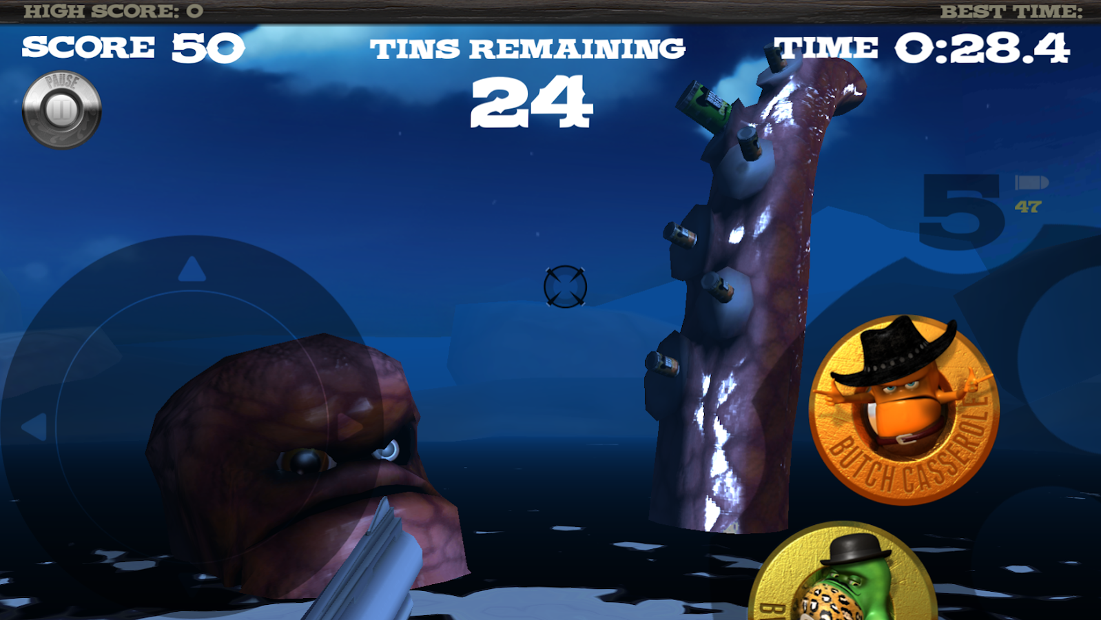 Far Tin Bandits Screenshot 6