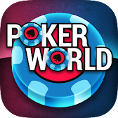 Poker World - Offline Texas Holdem APK Icon