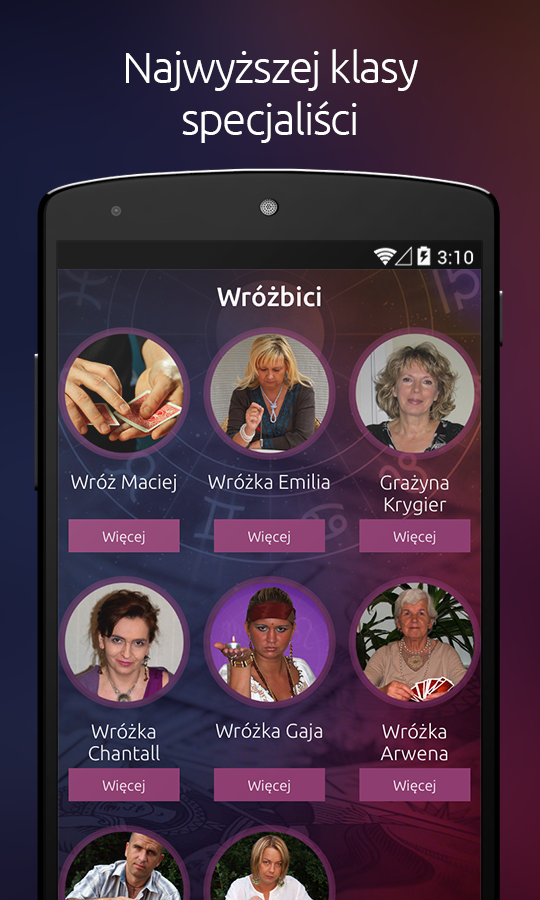 Centrum Wróżb Screenshot 2