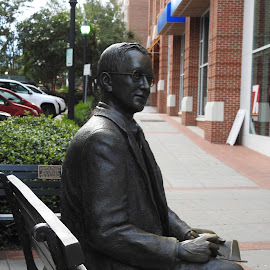 by Rhonda Rossi - Buildings & Architecture Statues & Monuments