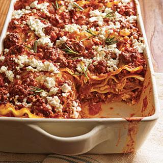Lamb And Feta Lasagna Recipes