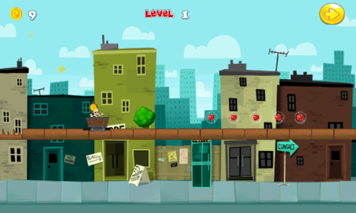 Jimmy Trolley Adventure - screenshot