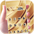 Elegant gold Theme Gold deluxe APK for Bluestacks