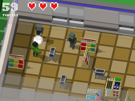 Crossy Heroes: Avengers of Smashy City screenshot 8