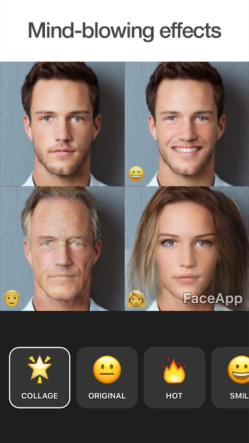 FaceApp Screenshot 0