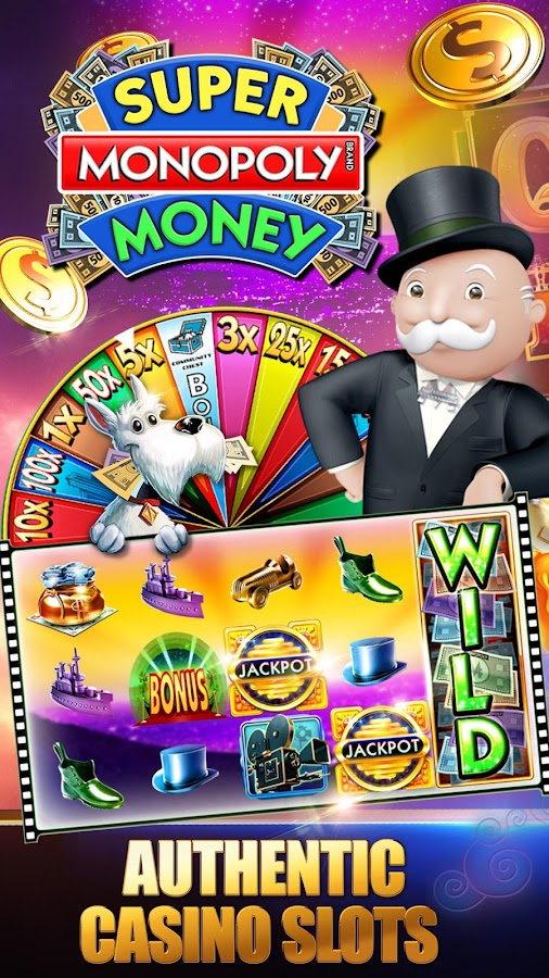Casino Games & Slot Machines: Jackpot Party Casino  Poster