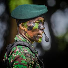 Komando by Doeh Namaku - People Portraits of Men