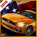 USA Parking Ace: Car Game FREE 1.8 icon