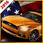 USA Parking Ace: Car Game FREE Apk
