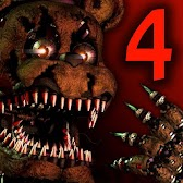 Five Nights At Freddy's 4 Demo APK icon