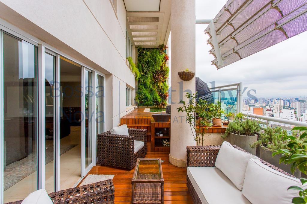 Cobertura residencial à venda, Campo Belo, São Paulo.