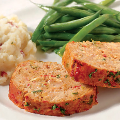 Homestyle Turkey Meatloaf