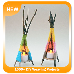 Download 1000 DIY Weaving Projects for Windows Phone